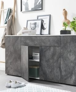 Designer Sideboard Lux - Beton