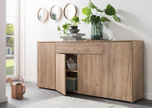 Designer Sideboard Lux - Eiche